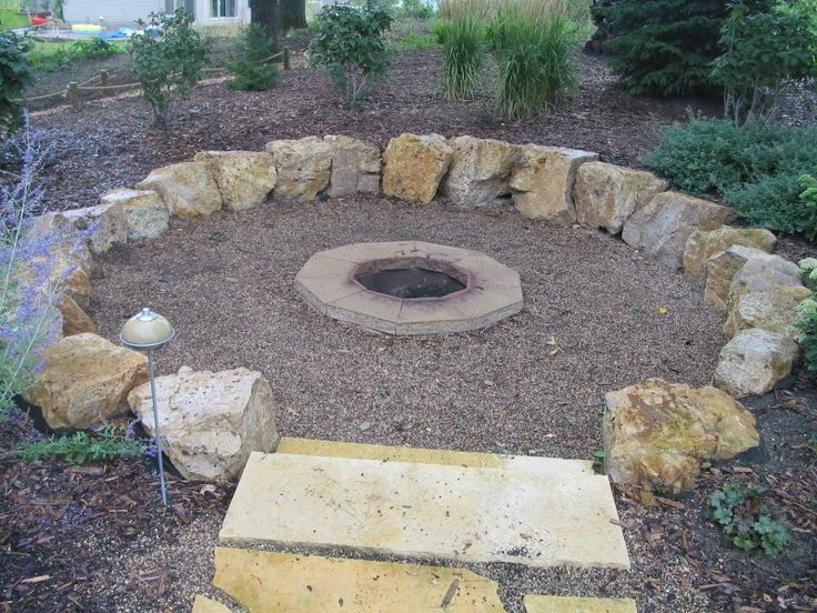 Exterior : Affordable Landscape Design With Natural Stone ...