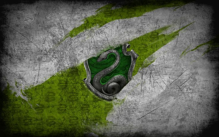 Harry Potter Wallpaper: Slytherin by TheLadyAvatar on DeviantArt