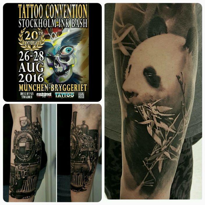 #jpwikman #jpwikmantattoo #stockholminkbash #tattooconvention #tattoo