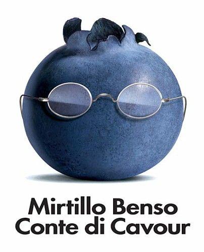 Camillo (Mirtillo) Benso Conte di Cavour testimonial dell'Esselunga.