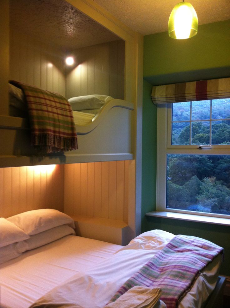 Beautiful interiors, superb facilities and the stunning lush green landscape of Snowdonia make Plas Curig one of  Europe's best hostels