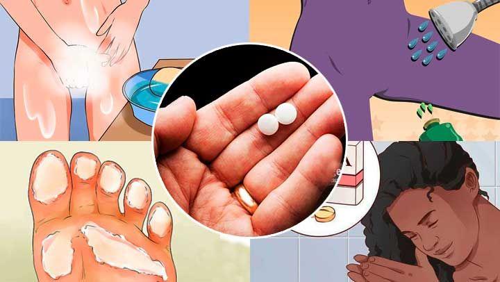 Estos son los 10 trucos usando Aspirina que toda mujer debería conocer. Esto cambia la vida diaria de una mujer por completo.