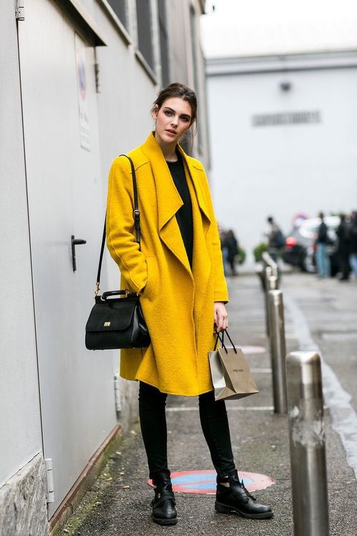 57th-and-5th:   high-highway:   Streetstyle &... A Fashion Tumblr full of Street Wear, Models, Trends & the lates