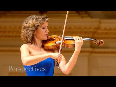 Anne-Sophie Mutter on Chamber Music - YouTube