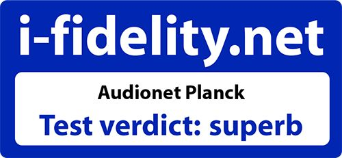 Audionet Planck test superb i-fidelity
