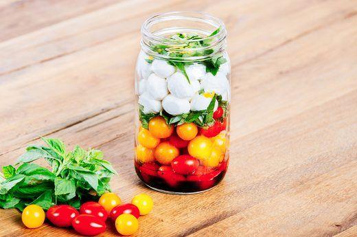3. Caprese Salad