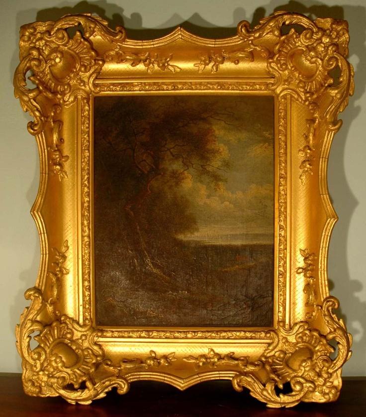 f0724b456ddb Gold Painted Frames  PG84 – Advancedmassagebysara