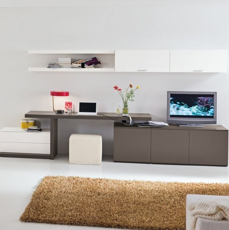 32 best bedroom study table cum tv units images on for Bedroom designs with tv unit