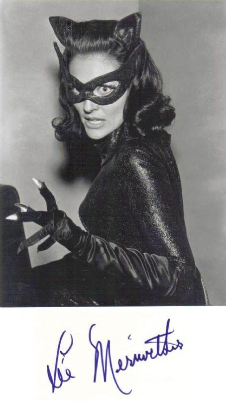 Vintage et cancrelats: Lee Meriwether, Catwoman des années 60