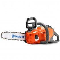 "Husqvarna 136Li 12"" cordless chainsaw"