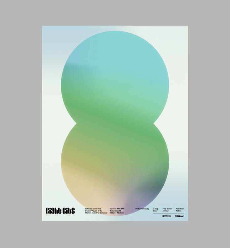 AIC: Eight bits - Art & Design by D. Kim
