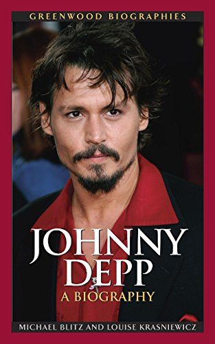 Johnny Depp: A Biography (Greenwood Biographies) @ niftywarehouse.com