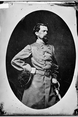 The Civil War: Gen. Gordon and the Battle of Antietam, bloodiest day in history. General John B. Gordon, confederate general
