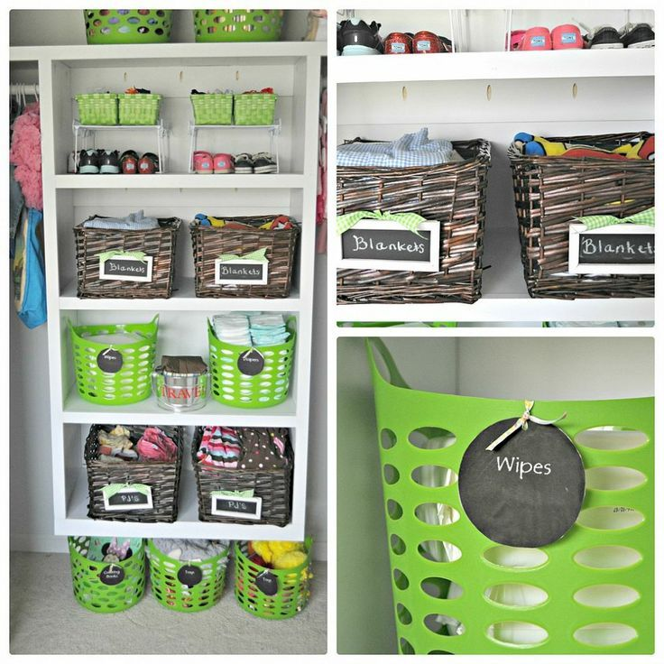 Ideas for Organizing a Toddler's Room