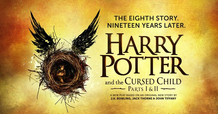 Book tickets for the two part play, Harry Potter and the Cursed Child through the official website, opening in London summer 2016.