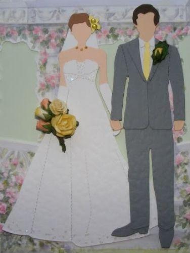 BRIDE-AND-GROOM-DIE-CUTS