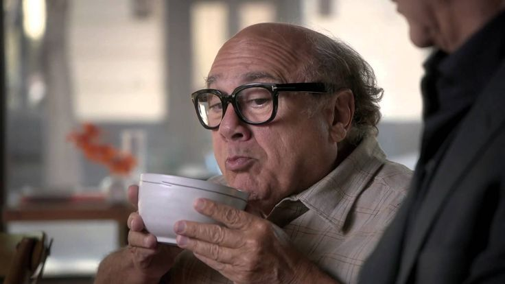 Frank in the latest Nespresso Commercial - Danny Devito and George Clooney