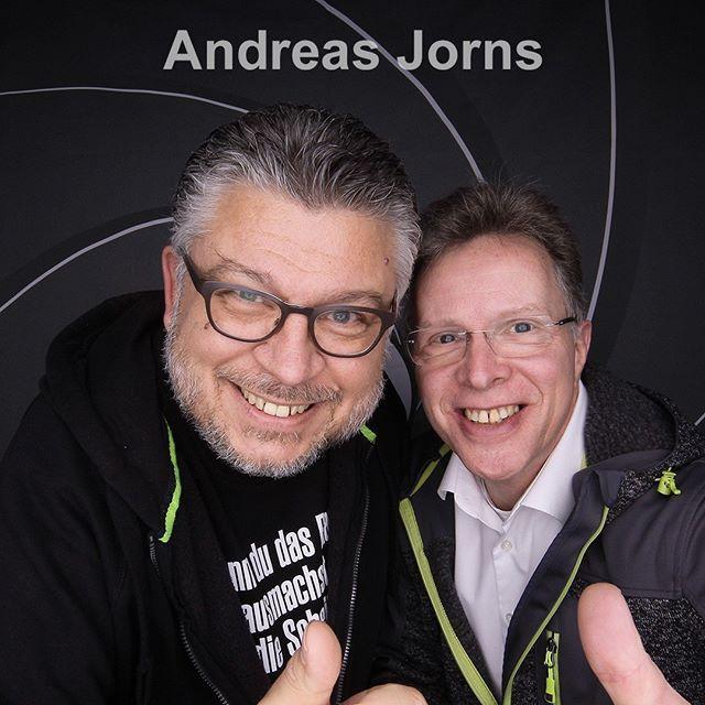 Mit Andreas Jorns Durfte Ich Schon Den Einen Oder Anderen Workshop