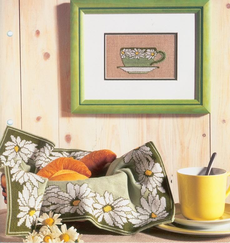84 besten CrossStitch Daisy, Chrysantemum Bilder auf Pinterest ...