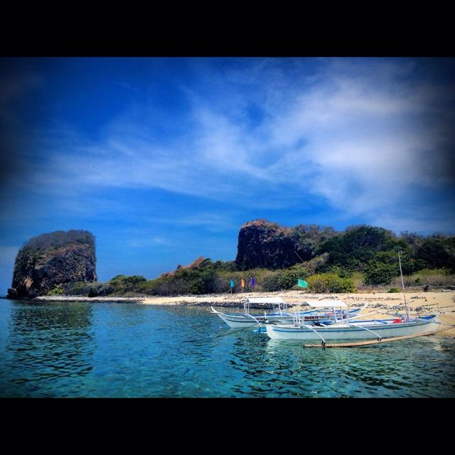 Sepoc Island Beach Center - Eagle Point Resort, Batangas