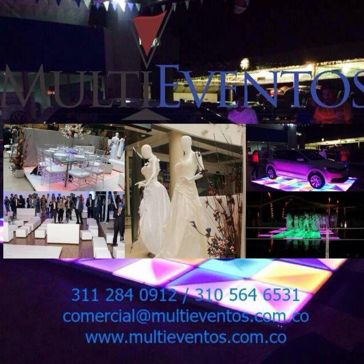 311 284 0912 / 310 564 6531 comercial@multieventos.com.co / www.multieventos.com.co