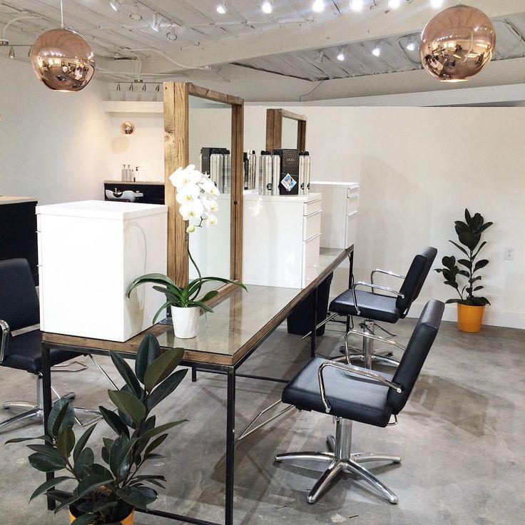 246 best images about salon de coiffure on pinterest for Mon salon design