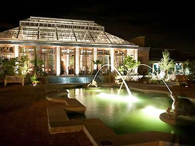 Tower Hill Botanic Garden Weddings Central Massachusetts Wedding Locations 01505