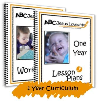Free Preschool Curriculum for Families that introduces the child to sign language, the Bible, academic learning as well as fine and gross motor skillls, self-care, and crafts