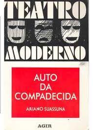 Teatro Moderno - Auto da Compadecida - Bahia Livros | Estante Virtual