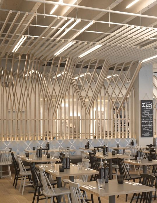 Zizzi Restaurant #retail #restaurant  http://www.zizzi.co.uk/venue/index/leeds-the-light