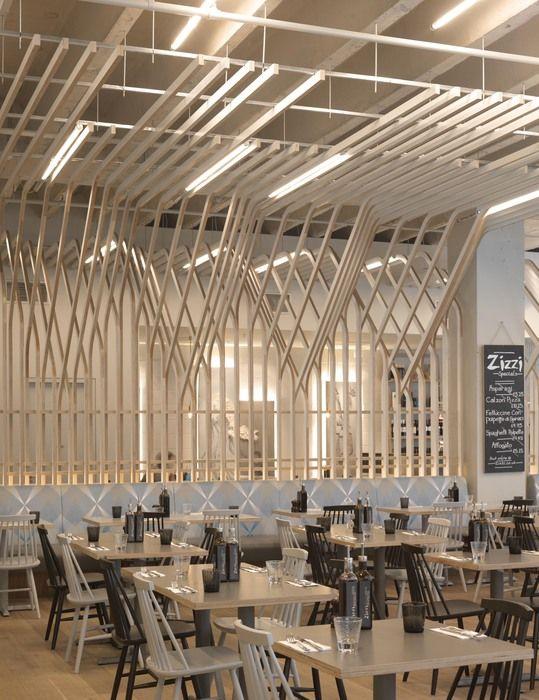 Zizzi Leeds ( 2012 bar & design awards winner)