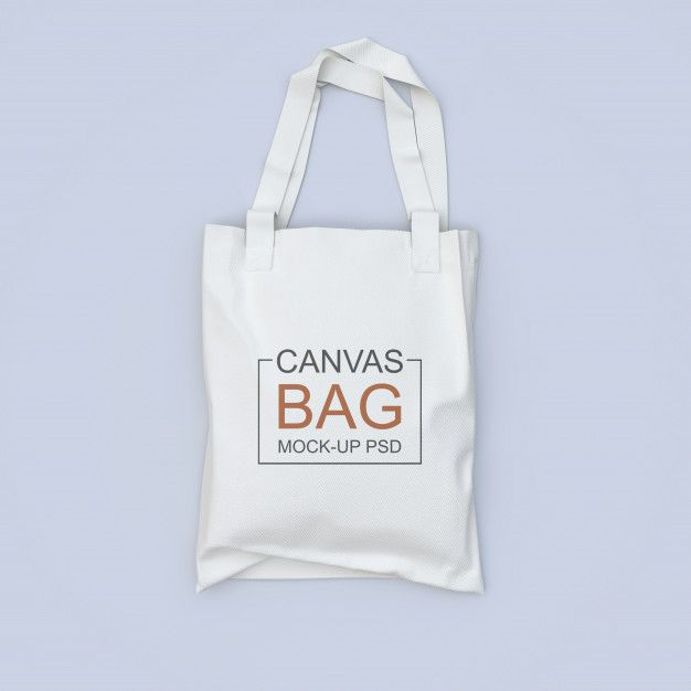 Download Canvas Bag Mockup Bag Mockup Bags Canvas Bag