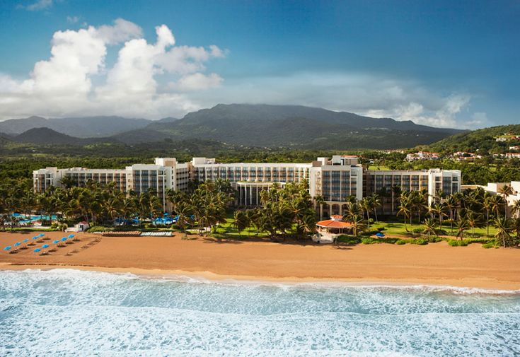 Wyndham Grand Rio Mar Beach Resort Spa