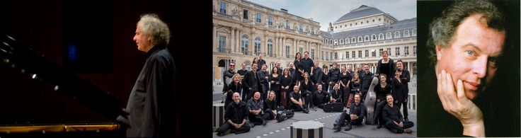 5 April 2017, Teatro Comunale, Treviso: Bach - No. 2: Ricercar a 6 aus: Musikalisches Opfer BWV 1079 Bartók - Music for Strings Percussion and Celesta Brahms - Piano Concerto No. 2  Direction and Piano: Sir András Schiff