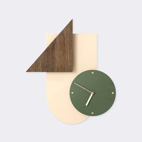 Wall Wonder Clock by Ferm Living