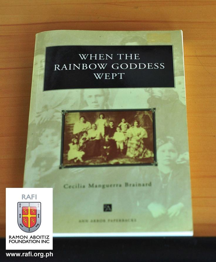 When the rainbow goddess wept essay