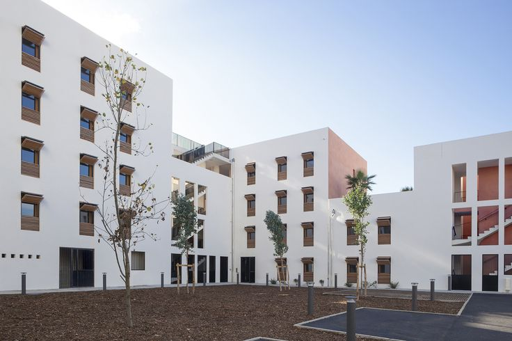 Gallery of 58 Social Housing in Antibes / Atelier PIROLLET architectes - 10