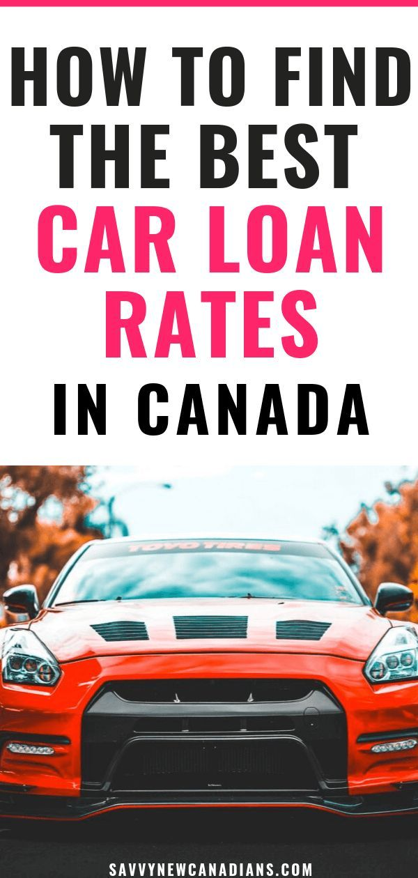 How to find the best auto loans
