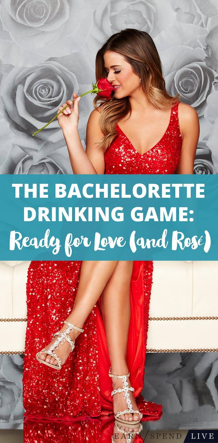 'The Bachelorette' Drinking Game Ready to Find Love (and