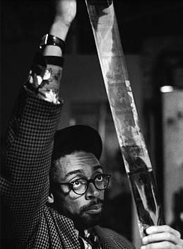 William Claxton, Spike Lee, New York, 1989