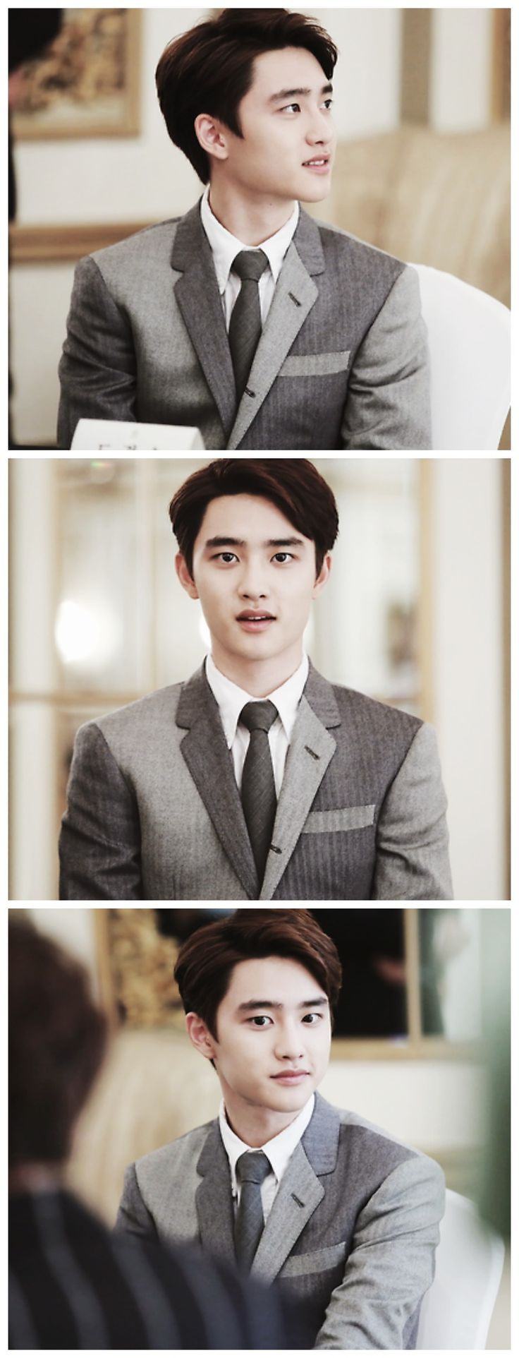 Do Kyung Soo (D.O.) on @dramafever, Check it out!
