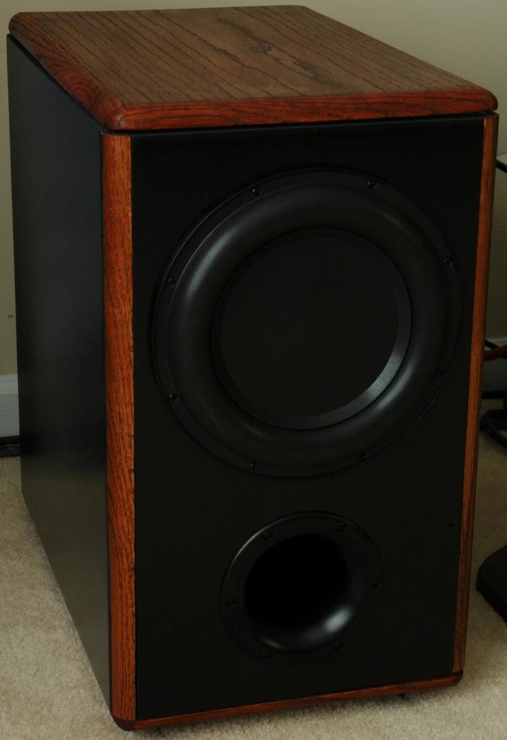 DIY HiVi SP10 Subwoofer