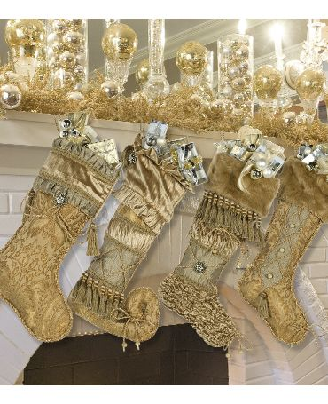 59 best Christmas stockings images on Pinterest | Christmas ...