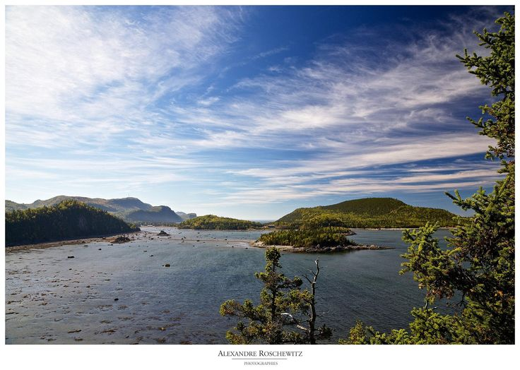 The vista - Parc du Bic - Québec by Alexandre Roschewitz on 500px