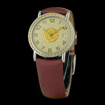 HERMES - Sellier GM, cresus montres de luxe d'occasion, http://www.cresus.fr/montres/montre-occasion-hermes-sellier_gm,r2,p24374.html