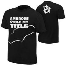 WWE Official Dean Ambrose Merchandise | WWEShop.com