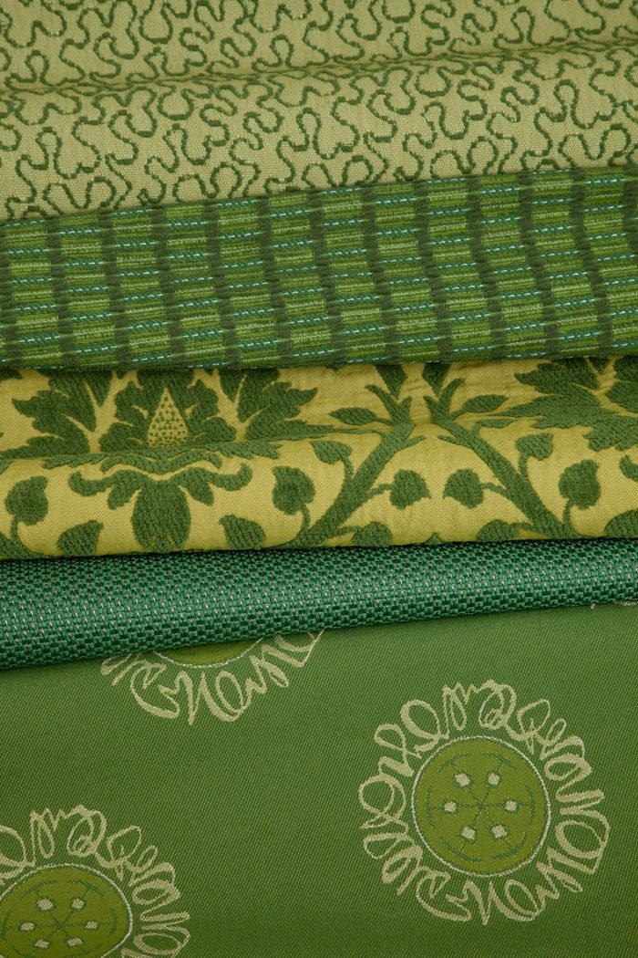 Sustainable Moss Array From Chella Textiles Exterior
