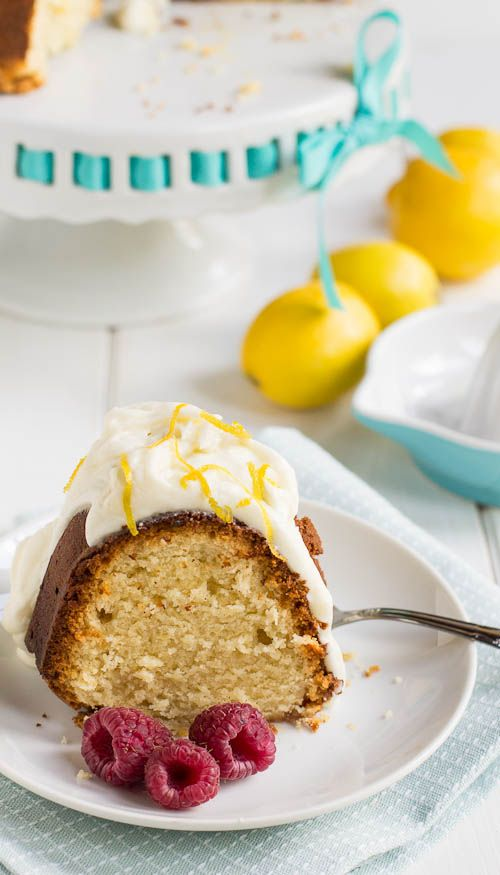 Pound Cake Recipe With Cream Cheese Frosting