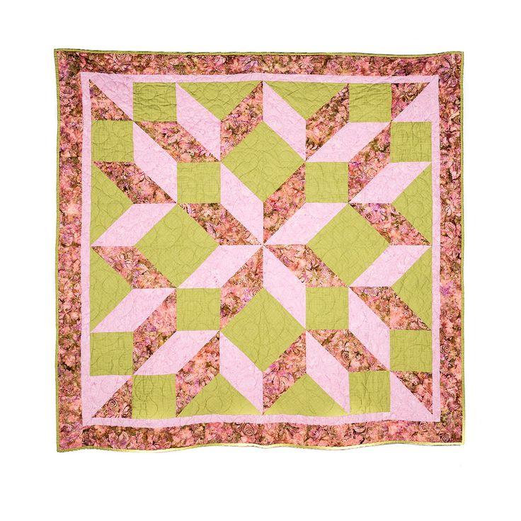 Batik Carpenters Star 72x72