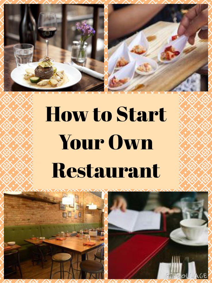 Everything you need to  know about opening a restaurant, from choosing the perfect location to designing the menu.